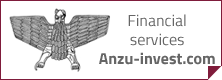 financial services Anzu invest